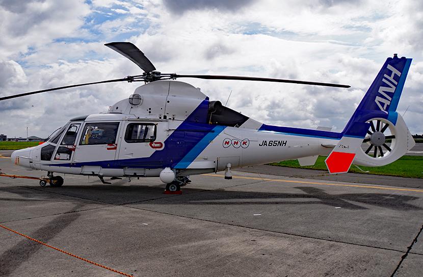 オール ニッポン ヘリコプター